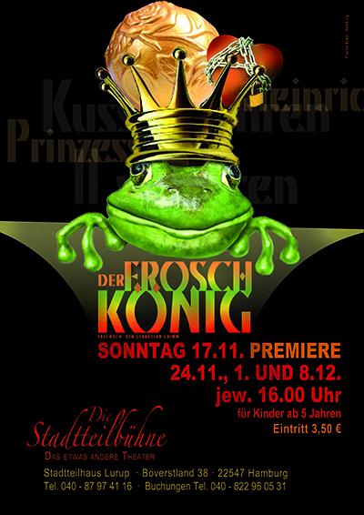 Froschkönig Anzeigenweb